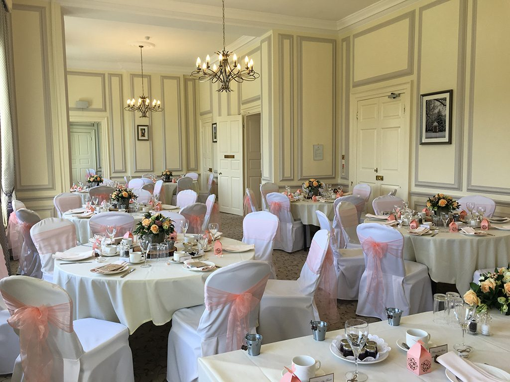 Vaux Wedding Afternoon Tea